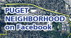 Puget Neighborhood on Facebook